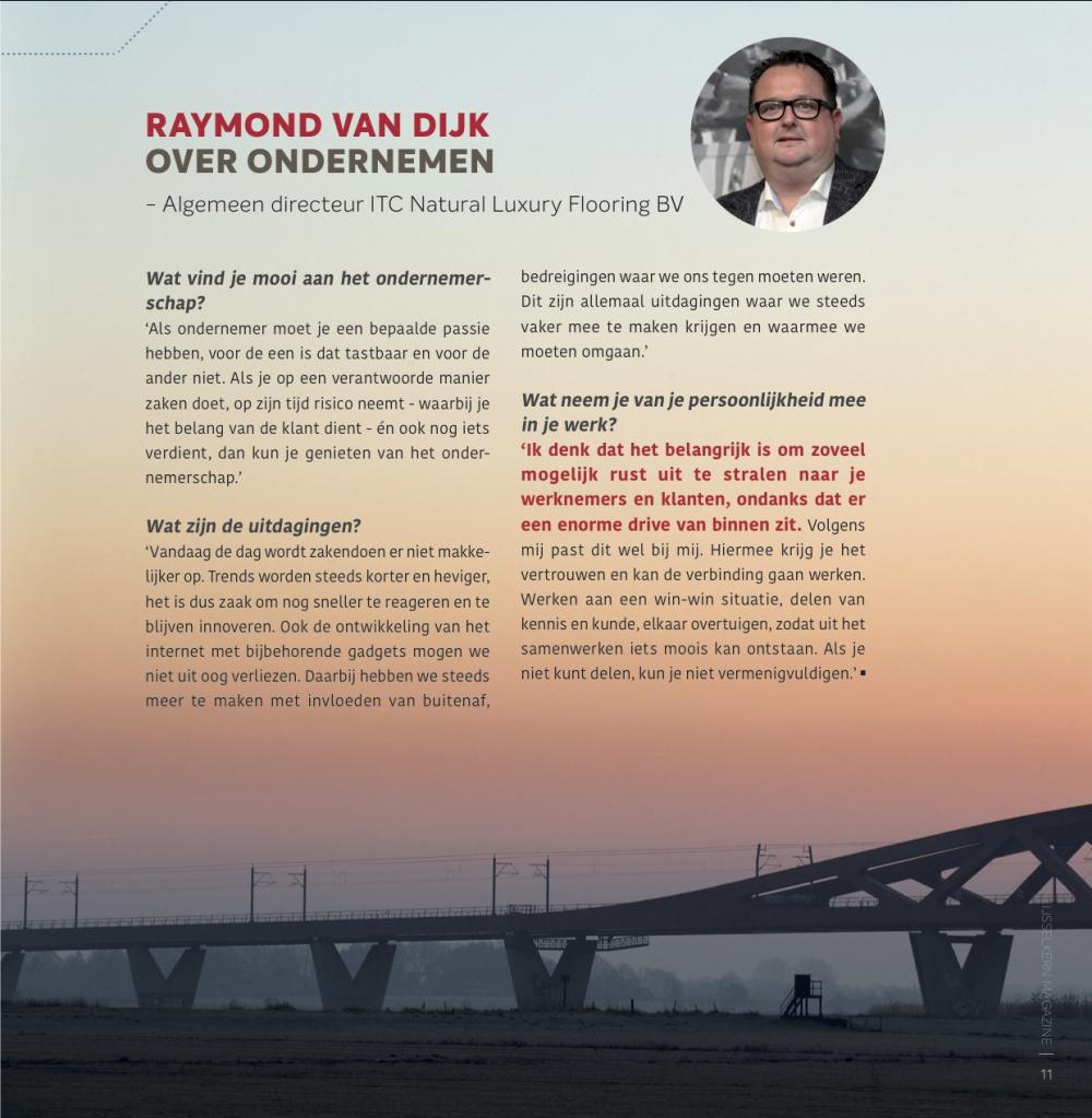 IJSSELKERN Raymond van Dijk